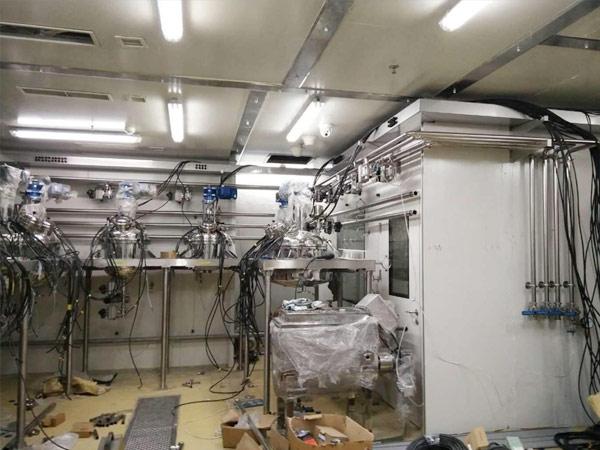 燃气管道系统