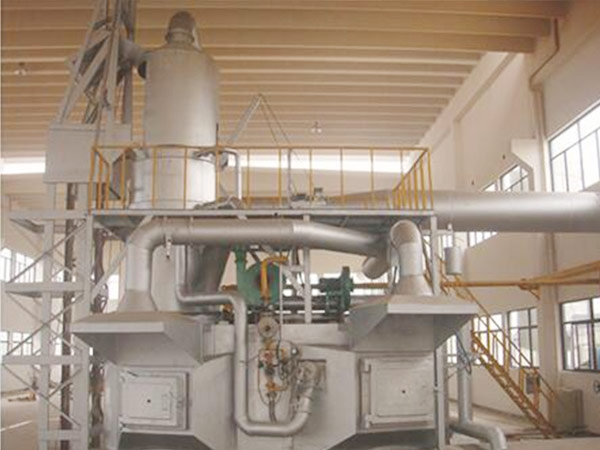 双室再生铝熔炼炉