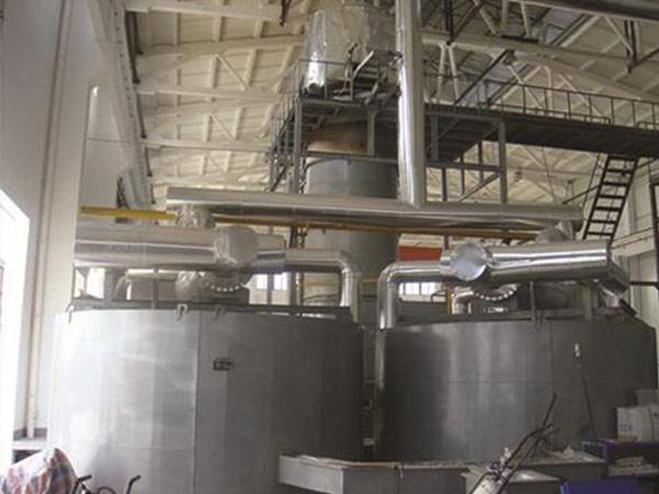 竖式熔铝炉