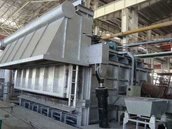 快速节能熔铝炉