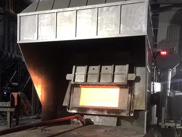 山东蓄热式熔铝炉